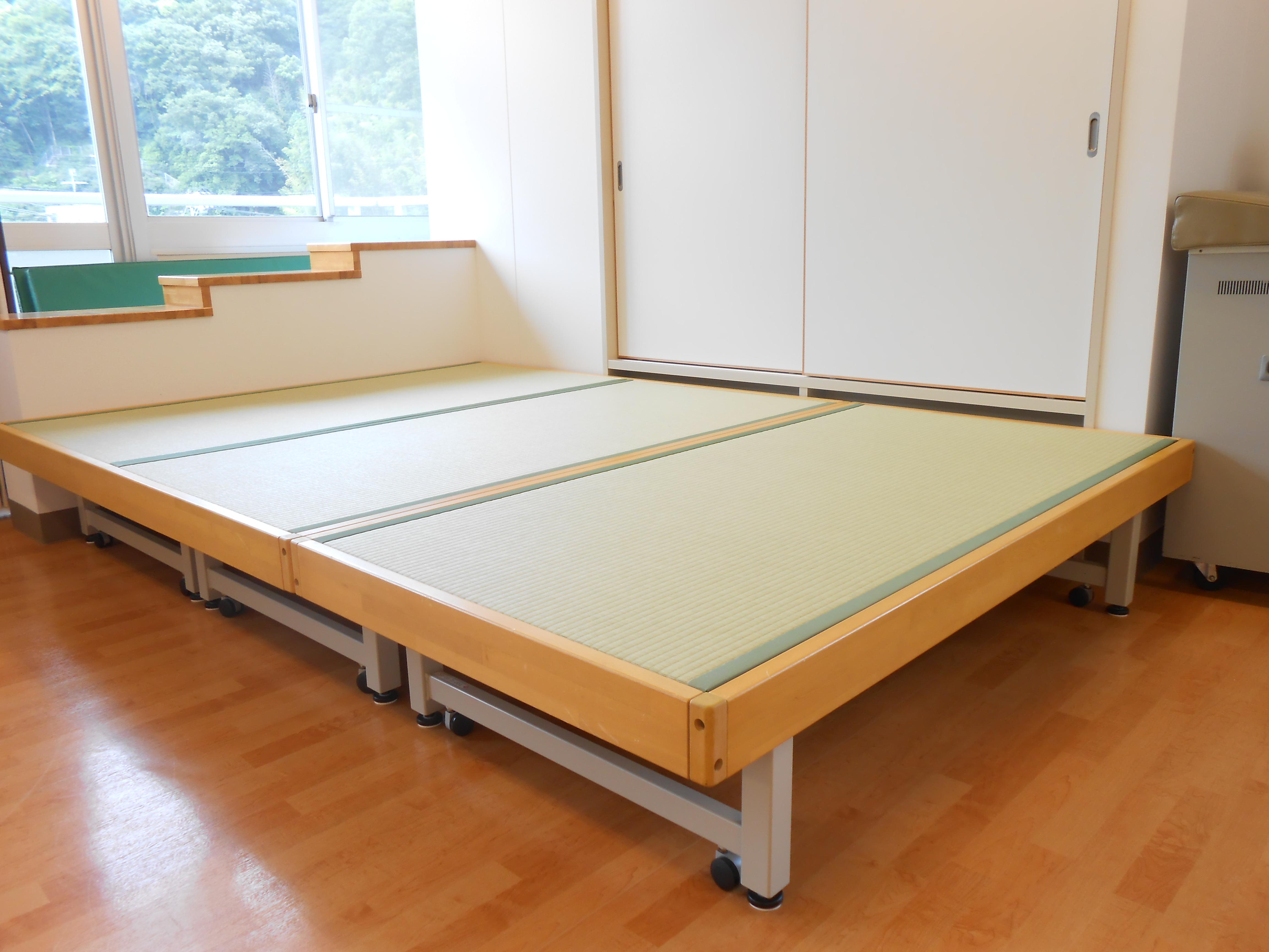 畳コーナー(和室動作練習のスペース)